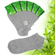 Bambusové členkové ponožky AMZF