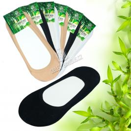 Bambusové ťapky 4 páry