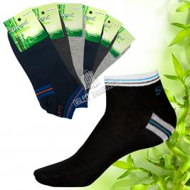 Pánské kotníkové bambusové ponožky PESAIL Sport