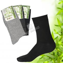 Pánské klasické bambusové ponožky PESAIL 3 páry - Mix
