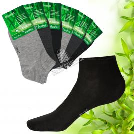 Dámské kotníkové bambusové ponožky PESAIL - Mix