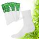 Dámské zdravotní bambusové ponožky PESAIL 3 páry - černé