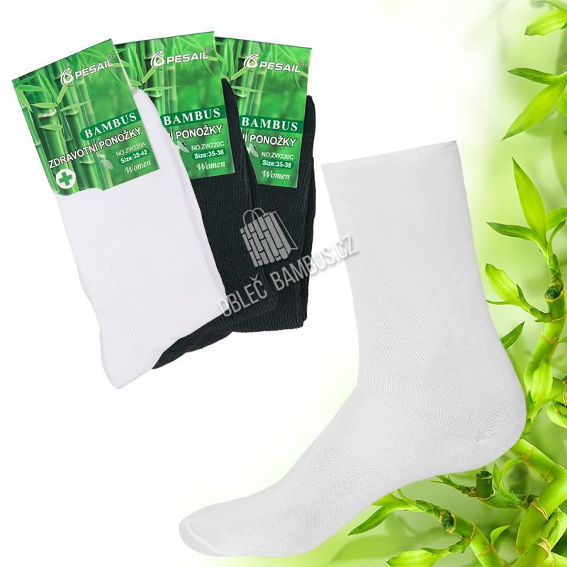 Bambusové ponožky dámské - bambusové spodní prádlo a oblečení ... e5dc7711d9