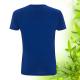 Pánské modré bambusové tričko Continental Clothing