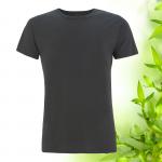 Pánské šedé bambusové tričko Continental Clothing