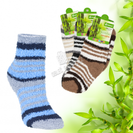 Klučičí bambusové thermo ponožky PESAIL 3 páry