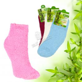 Holčičí bambusové thermo ponožky PESAIL 3 páry