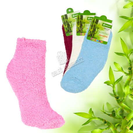 Pánske členkové bambusové ponožky PESAIL Šport