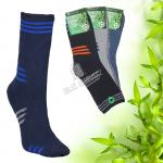 Pánské zdravotní bambusové thermo ponožky PESAIL 2 páry