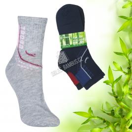Dámske športové bambusové ponožky PESAIL