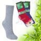 Dámské zdravotní bambusové thermo ponožky PESAIL 2 páry