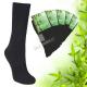 Pánské zdravotní bambusové ponožky PESAIL 5 párů - černé