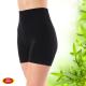 Kalhotky s nohavičkou 100 % bambusové vlákno - černé
