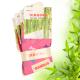 Holčičí bambusové ponožky Virgina 4 páry