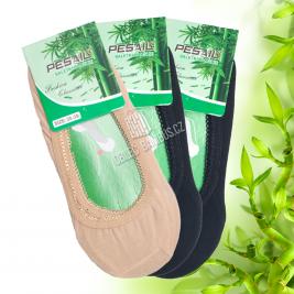 Bambusové ťapky s krajkou Pesail 3 páry
