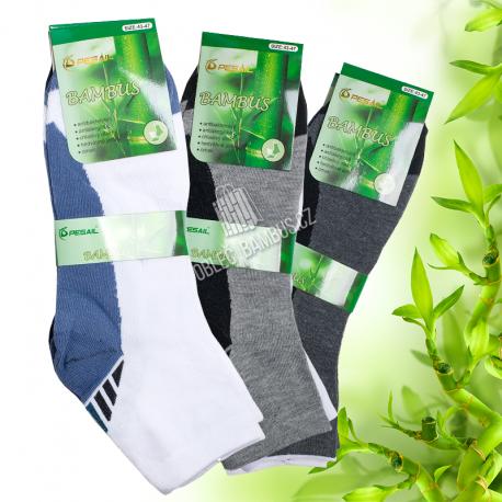 Pánské sportovní bambusové ponožky PESAIL