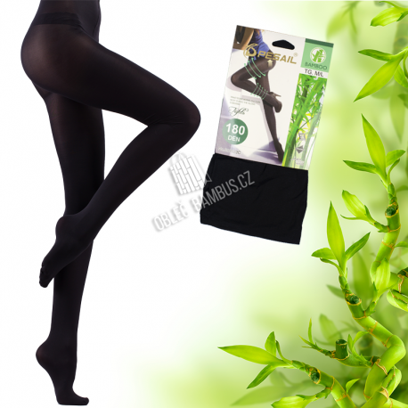 Bambusové punčocháče Selena