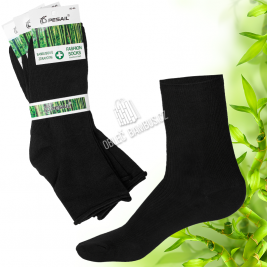 Pánské zdravotní bambusové ponožky PESAIL 3 páry
