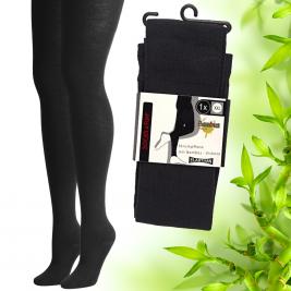Dámské punčocháče z  bambusové viskózy Socks 4 fun